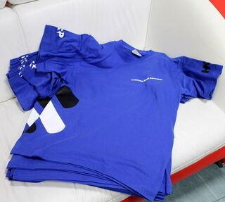 T- paita hsrpalvelu painatuksella