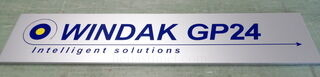 Alumiinikyltti WINDAK GP24