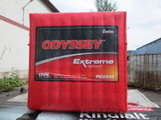 Ilmatäytteinen tuotekopio Odyssey Extreme