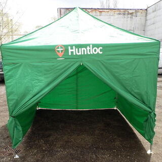 3x3 Pop up teltta Huntloc