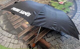Sateenvarjo logolla Prime Sales
