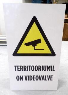 Kyltti Videovalvonta