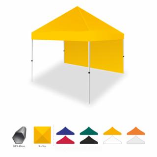 3x3 Pop Up teltta